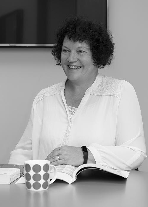 Portrait of Jeni Dale